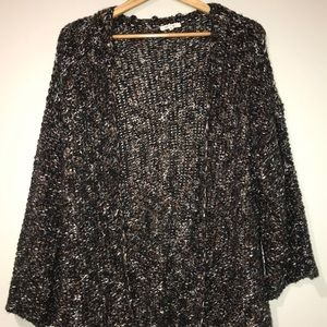 Maurices Knit Cardigan - L